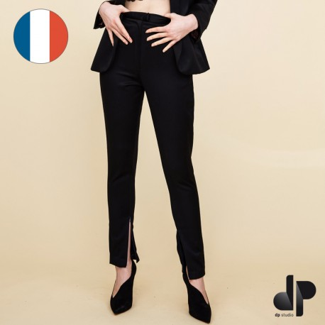 Sewing pattern DP Studio Flare and classic narrow trousers - Le 302