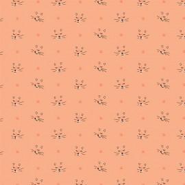 Tissu coton Dashwood Serengeti - The cats whiskers x 10cm