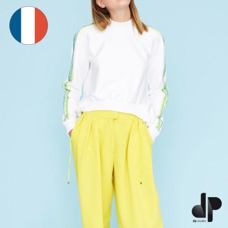 Patron DP Studio Sweat shirt blousant - Le 504