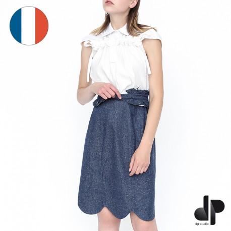 Sewing pattern DP Studio Short gathered kimono sleeve - Le 505