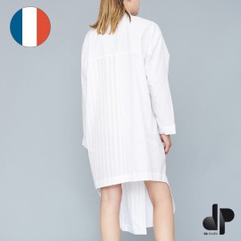 Sewing pattern DP Studio Long asymmetric shirt - Le 602