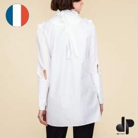 Sewing pattern DP Studio Shirt with pleats and gathers - Le 604
