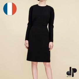 Sewing pattern DP Studio Sheath dress with knife pleats  - Le 906