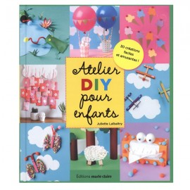 """Book """"Atelier DIY pour enfants"""""""