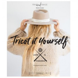 """Book """"Tricot it yourself"""""""