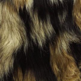 Fourrure haute qualité Celso - brun x 10cm