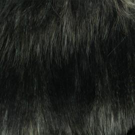 Fourrure haute qualité Duccio - anthracite x 10cm