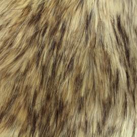 Fourrure haute qualité Curzio - beige x 10cm