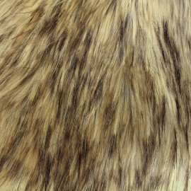 High quality fur Curzio - beige x 10cm