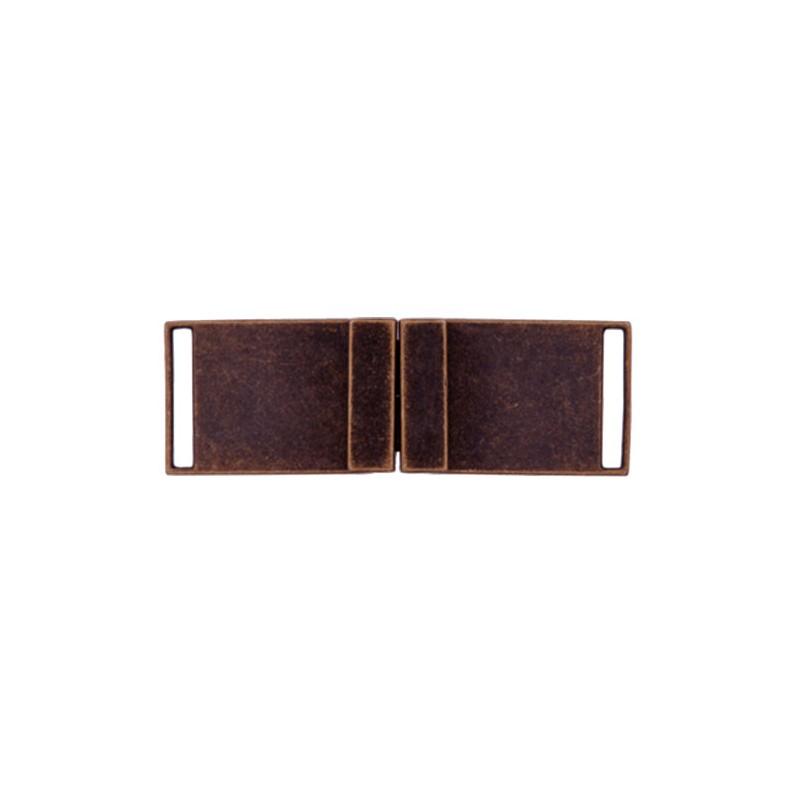 Boucle ceinture métal Georges - cuivre foncé a07112f55a0