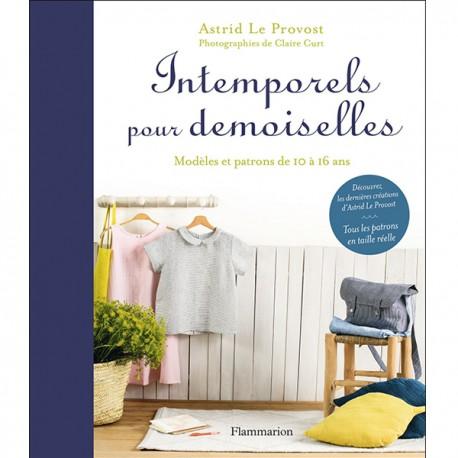 """Livre """"Intemporels pour Demoiselles"""""""