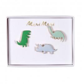 Pin's Meri Meri - Dino