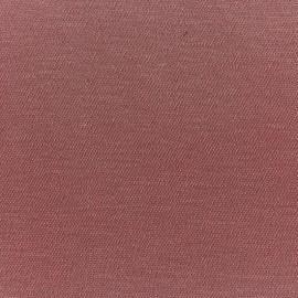 Tissu jersey Modal Douceur - brique x 10cm
