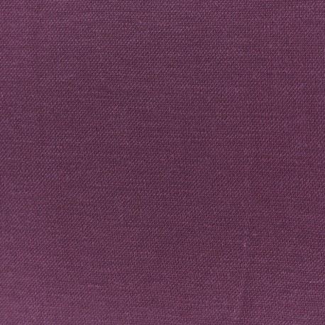 Douceur Modal jersey fabric - burgundy x 10cm