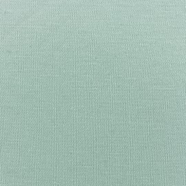 Douceur Modal jersey fabric - almond green x 10cm