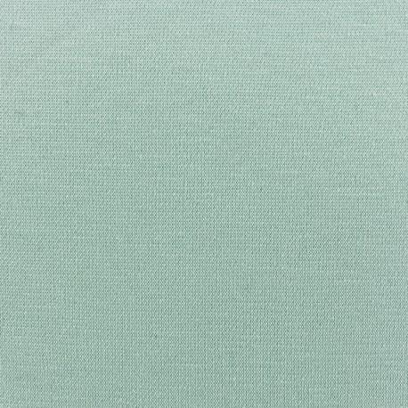 Douceur Modal jersey fabric - almond green x 10cm