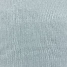 Douceur Modal jersey fabric - dusty blue x 10cm