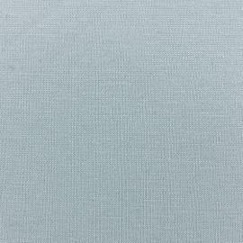 Tissu jersey Modal Douceur - bleu fumée x 10cm