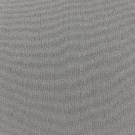 Tissu jersey Modal Douceur - gris acier x 10cm
