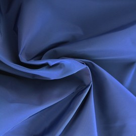 Angela polyester fabric - blue x 10cm