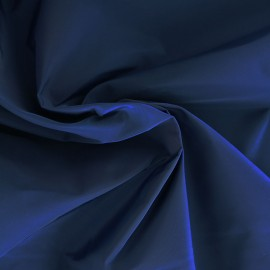 Angela polyester fabric - midnight blue x 10cm