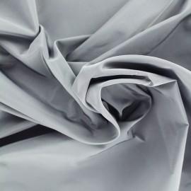 Tissu toile parachute Angela - gris acier x 10cm