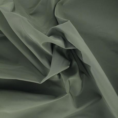 Tissu toile parachute Angela - kaki x 10cm