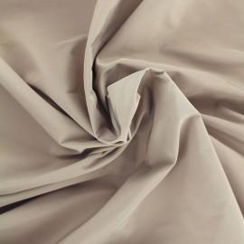 Angela polyester fabric - sand x 10cm