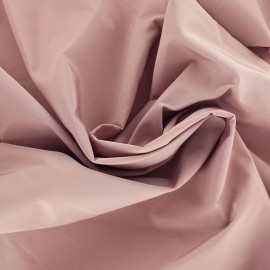 Angela polyester fabric - pale pink x 10cm