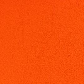 Nano-tex Water-repellent Softshell fabric neon - orange x 10cm