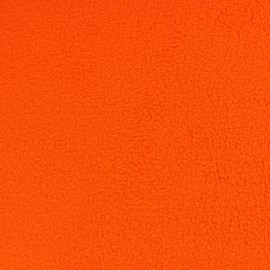 Tissu Softshell Fluo - orange x 10cm