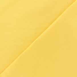 Extra wide cotton fabric Reverie (280 cm) - Sun Yellow x 10cm