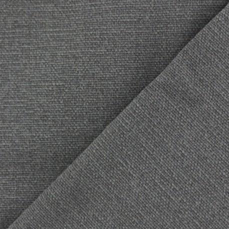 Tissu toile de coton uni demi natt vintage l phant - Tissu ameublement vintage ...