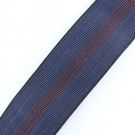 Strap for furnishing - blue and red