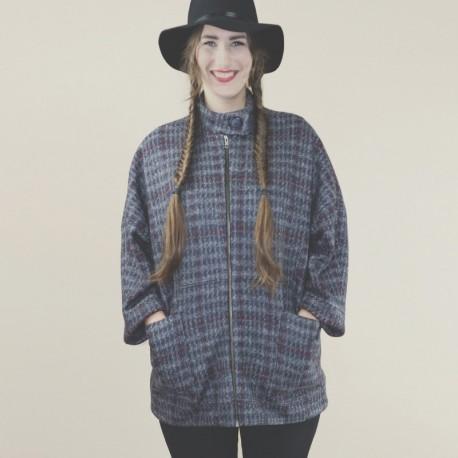 Sewing pattern République du Chiffon Coat - José