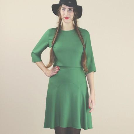 Sewing pattern République du Chiffon Dress - Victoire