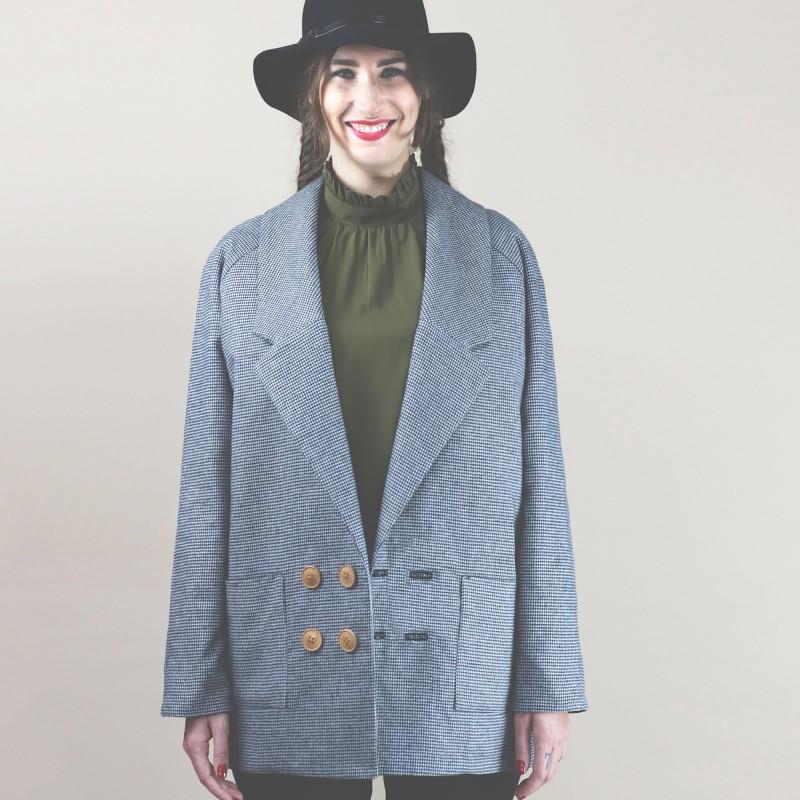 Patron veste femme originale