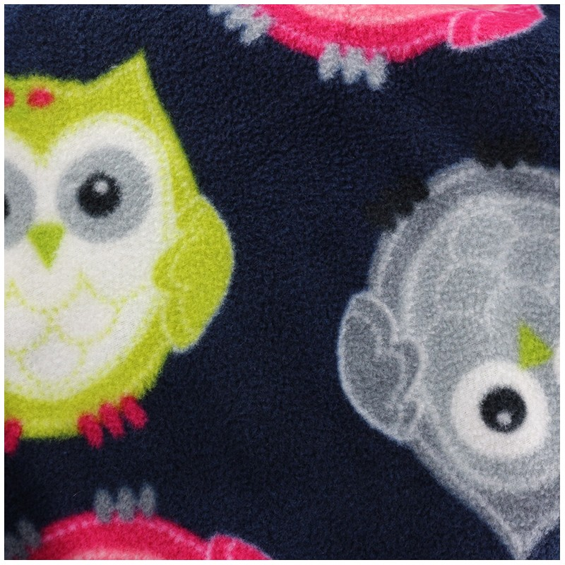Chouette Chouette Baby S Security Blanket Midnight Blue