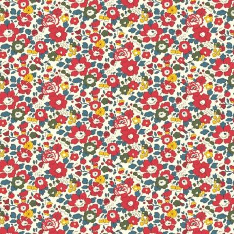 Liberty fabric - Betsy Ann B x 10cm
