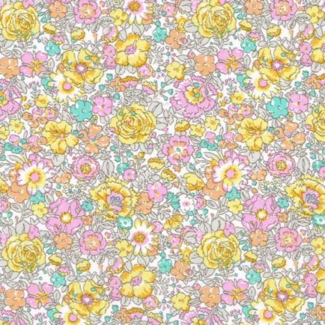 Liberty fabric - Amelie B x 10cm