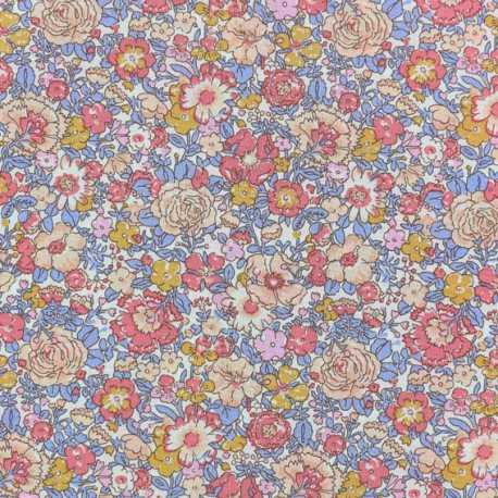 Tissu Liberty - Amelie D  x 10cm