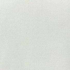 Tissu toile polyester Duna grande largeur (320cm) -  écru x 10cm