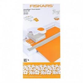AdvantEdge - Set de Démarrage avec Cartouche Fleur - Fiskars