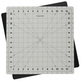 Tapis de découpe pivotant 41.6 x 36.2 cm - Fiskars
