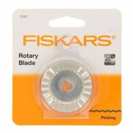 Circular blade Zig Zag 45 mm - Fiskars
