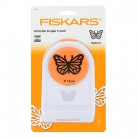 Hemstitch - Butterfly - Fiskars punch