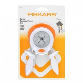 Punch Squeeze Punch corner 3-in-1 - Radian - Fiskars