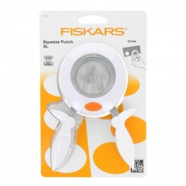 Punch Squeeze XL - circle - Fiskars Punch