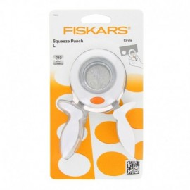 Punch Squeeze Punch - circle - L Fiskars