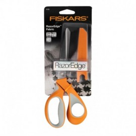 Scissors tissue Softgrip right-handed RazorEdg 21 cm - Fiskars